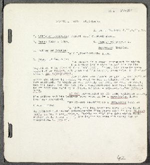 Eyewitness account by Rolf S. Koenigsbuch regarding his family's experiences after 1933